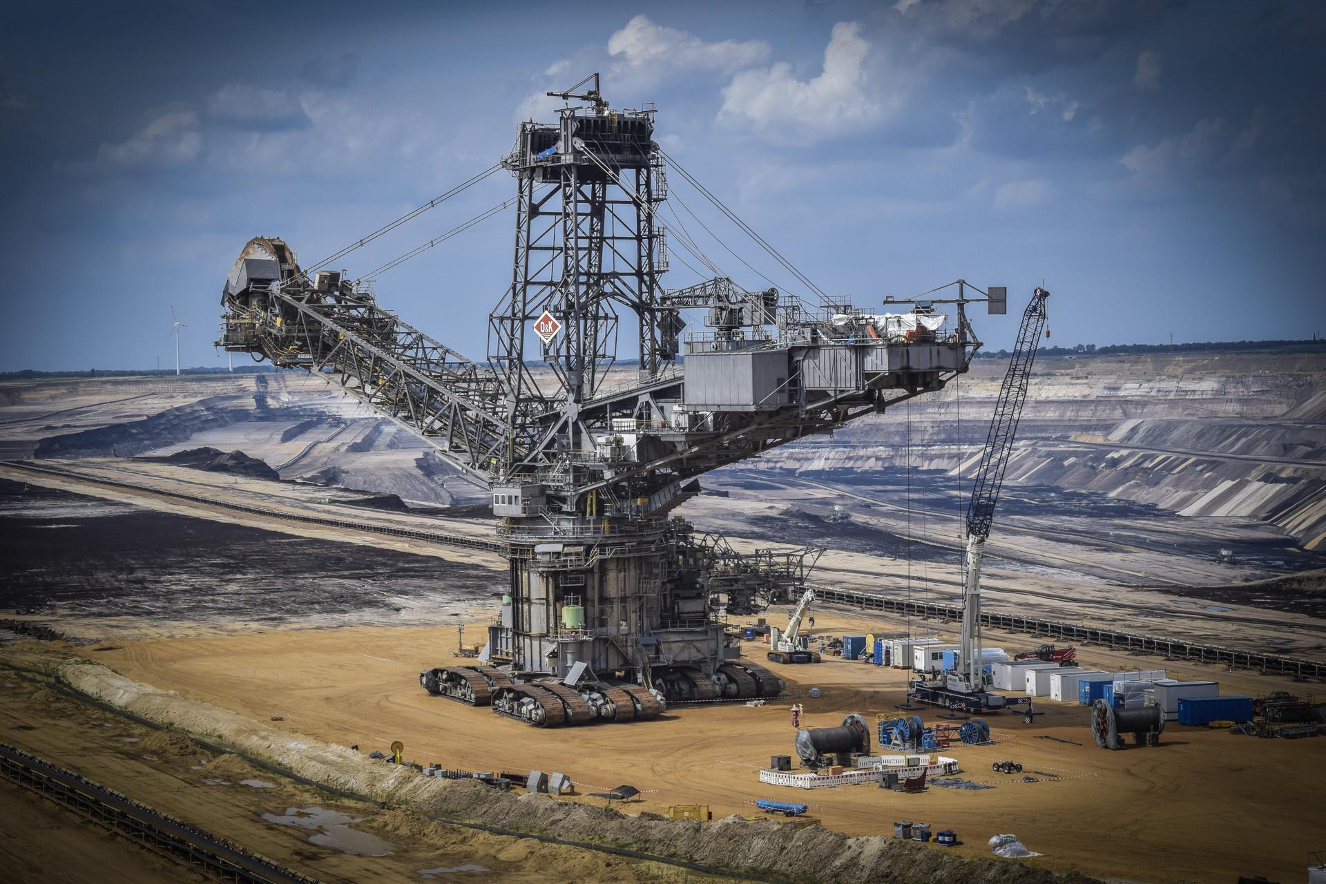 Bergbau und Rohstoffgewinnung
