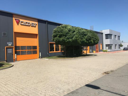 Neuer Produktionsstandort